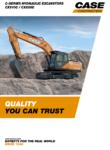 cx220c excavator
